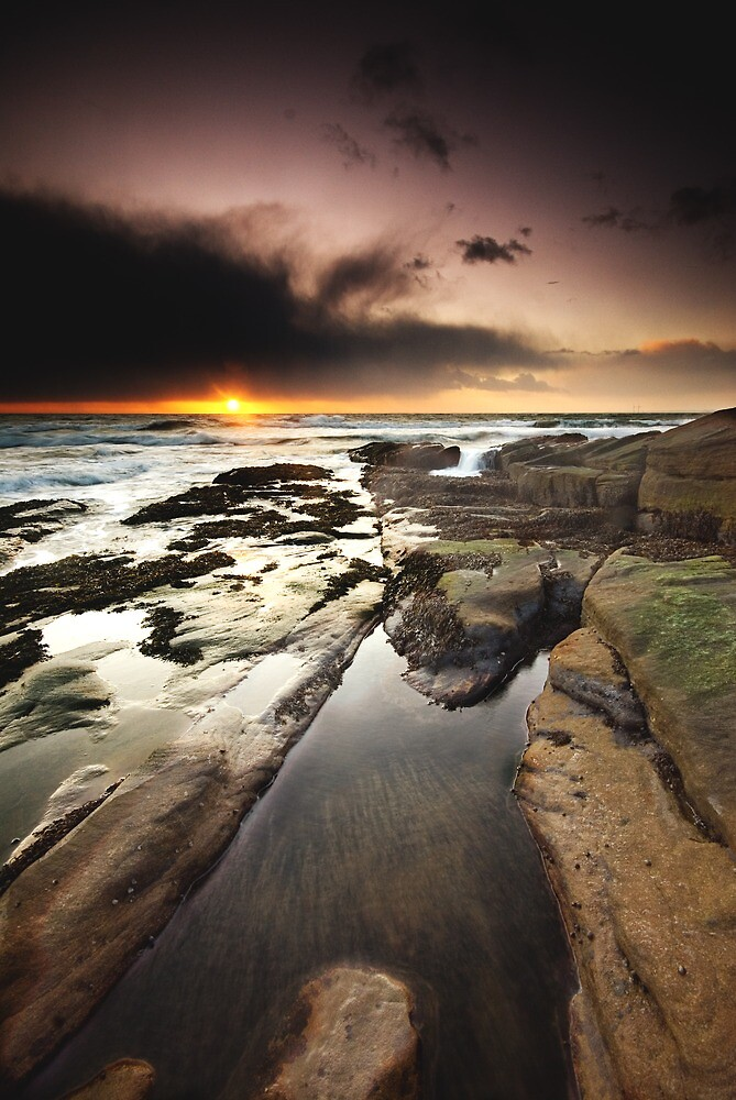 North Sea by james  thow