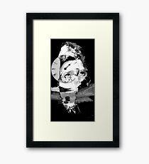 Clockwork Framed Print