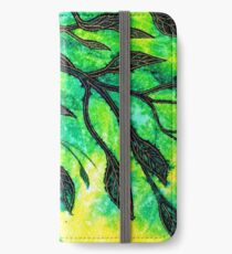 Amongst the Leaves iPhone Wallet/Case/Skin