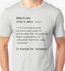 What is MechJeb? - KSP T-Shirt