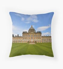 Castle Howard - Brideshead Throw Pillow