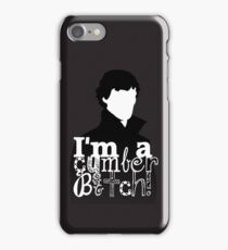 I'm A Cumberbitch iPhone Case/Skin