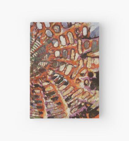 Pour Indiquer Une Courbure Hardcover Journal