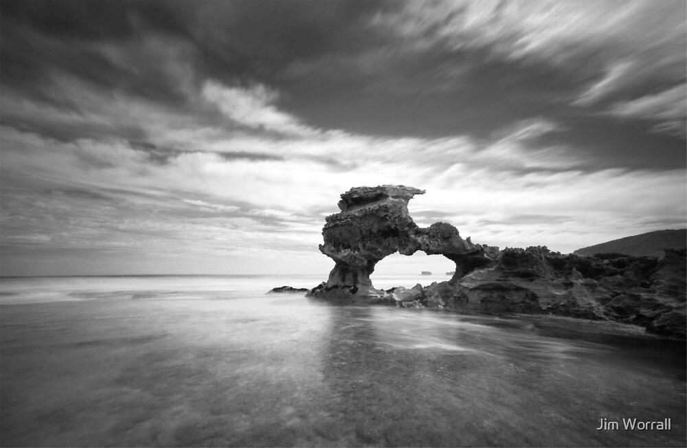 Sierra Nevada Rock - Portsea by Jim Worrall