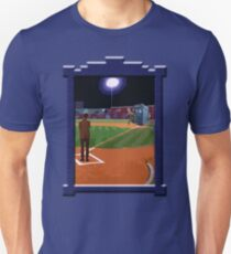 Dr. Who's on First Base T-Shirt