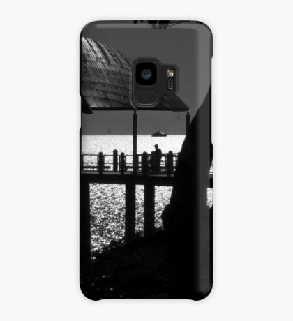 The Strand Jetty - Townsville Case/Skin for Samsung Galaxy