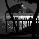 The Strand Jetty - Townsville by Paul Gilbert