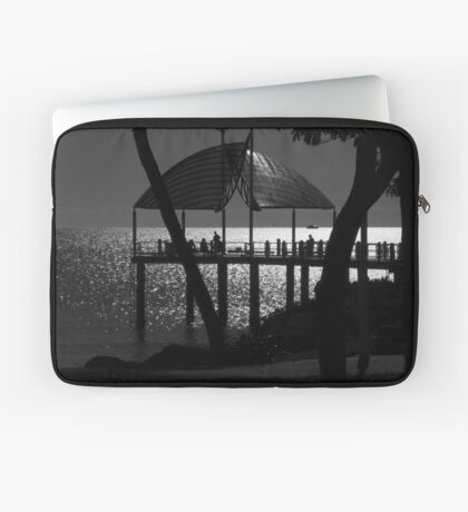 The Strand Jetty - Townsville Laptop Sleeve