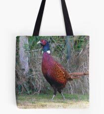 The pheasant Tote Bag