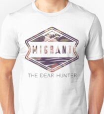 The Dear Hunter Migrant Floral T-Shirt