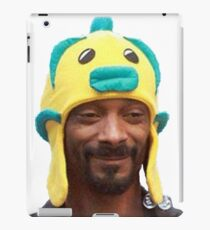 Snoop Doggy Dog Hat iPad Case/Skin