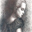 lady in black by jovica