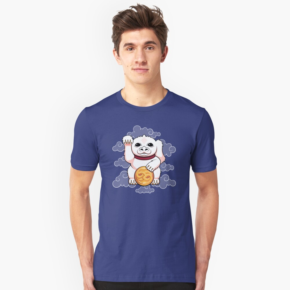 Lucky Dragon Unisex T-Shirt Front