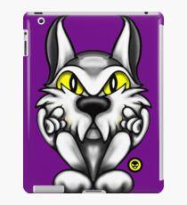 Rock Tom Cat  iPad Case/Skin