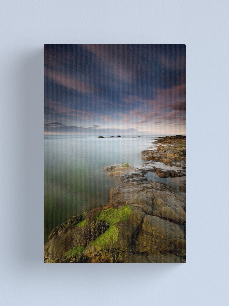 Alternate view of Gale Force 10 Canvas Print
