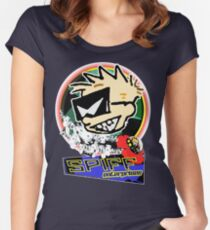 Spiff Enterprises Women's Fitted Scoop T-Shirt