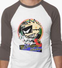 Spiff Enterprises Men's Baseball ¾ T-Shirt