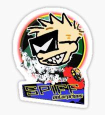 Spiff Enterprises Sticker