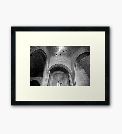 cityscapes #156, the dome  Framed Print