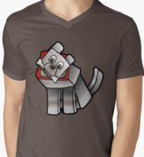 Steve's Best Friend Men's V-Neck T-Shirt