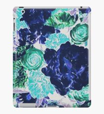 Bouquet in Blue - Floral Art - Flower Lovers Gift iPad Case/Skin