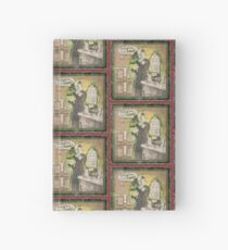 Popular Science: Marie Curie (distressed) Hardcover Journal