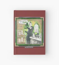 Popular Science: Marie Curie Hardcover Journal