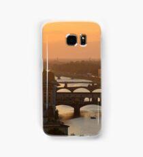 Ponte Vecchio Samsung Galaxy Case/Skin