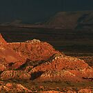 Orphan Butte at Ghost Ranch by Mitchell Tillison