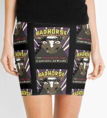 BAD HORSE Mini Skirt