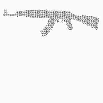 AK-47 by Balaclavaman9