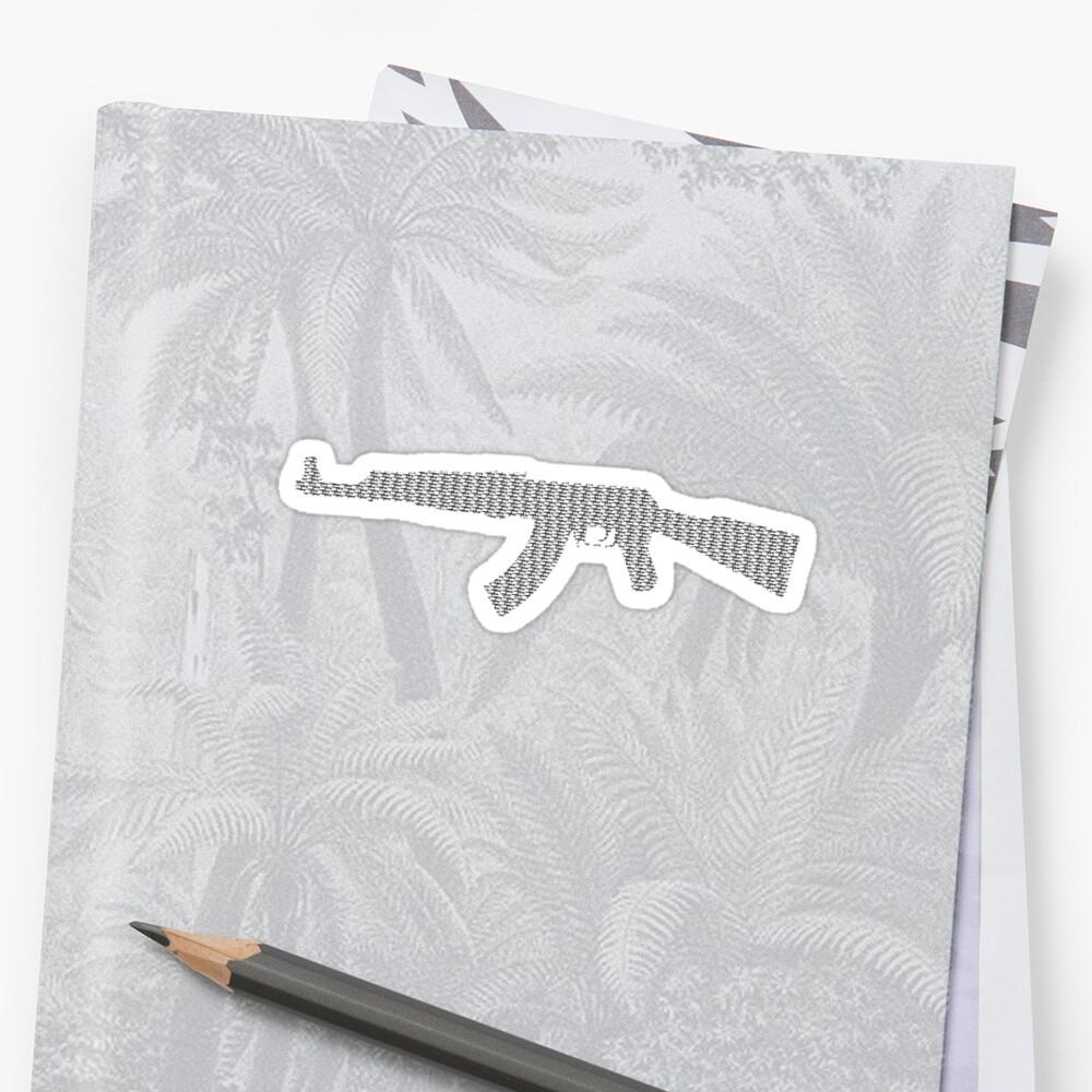AK-47 by Chris Morgan