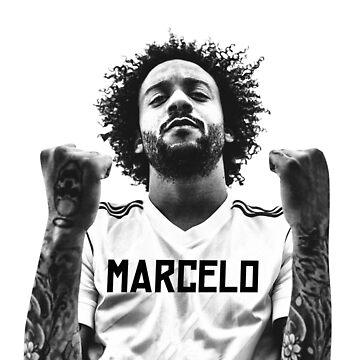 marcelo - real madrid - numero 12 de storebycaste