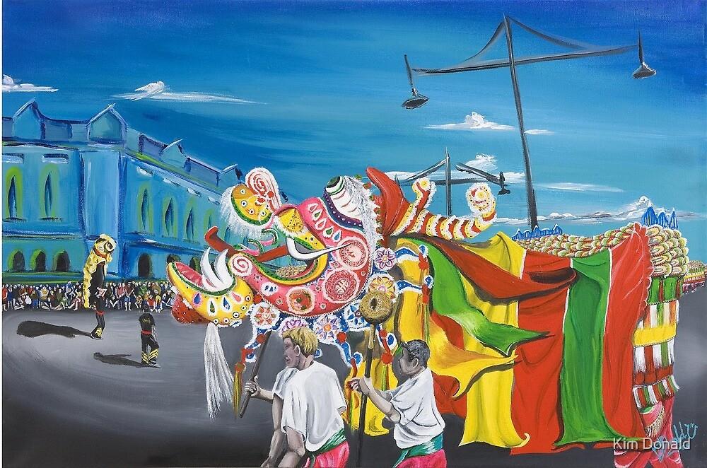 Bendigo Easter Parade by Kim Donald