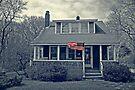 Chatham Cottage... by Karen  Helgesen