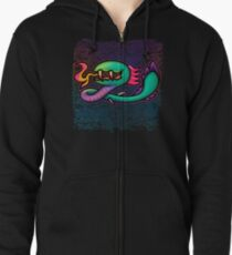 Earthbound Kraken Zipped Hoodie