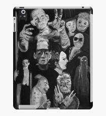 1920s - 1930s Horror iPad Case/Skin