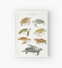 Sea Turtles Hardcover Journal
