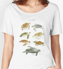 Sea Turtles Relaxed Fit T-Shirt
