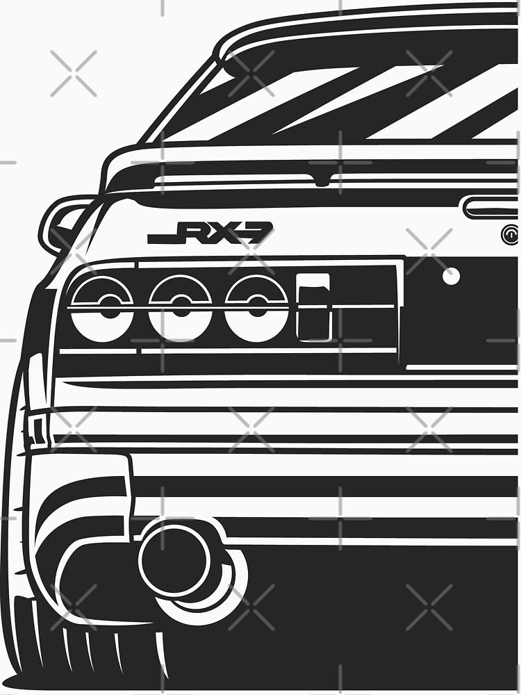 RX7 FC3S by OlegMarkaryan