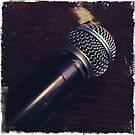 iPhone Mic by TeAnne