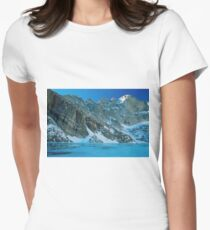 Blue Chasm Women's Fitted T-Shirt