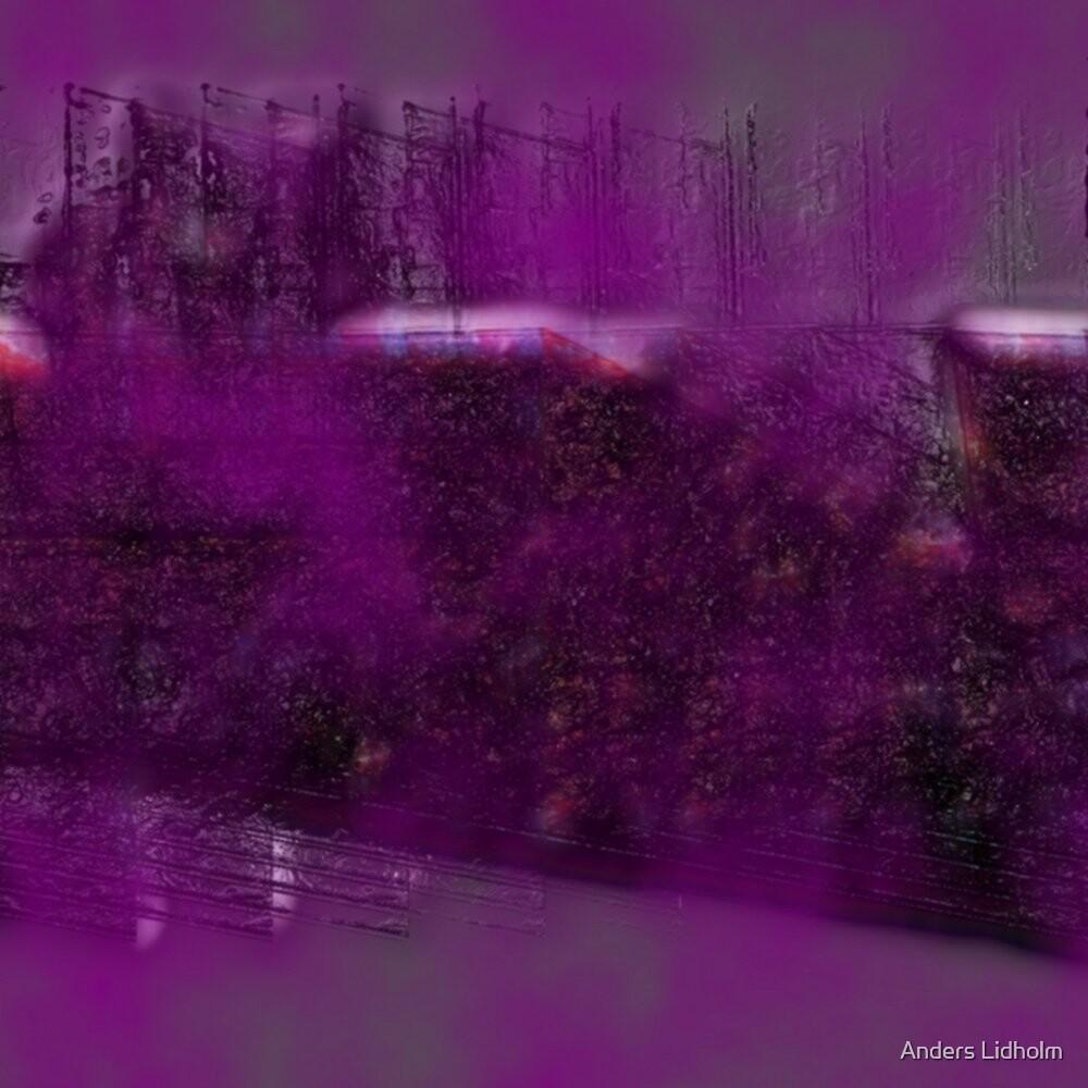 Uwall 01 by Anders Lidholm