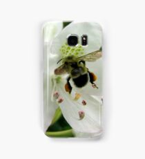 Pollen Packing Bumble Bee Samsung Galaxy Case/Skin