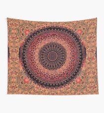 Spice Tapestry Mandala Wall Tapestry
