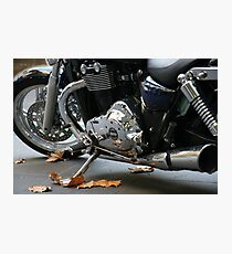 98 Cubic Inches Photographic Print