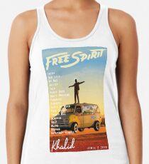 Khalid Free Spirit Racerback Tank Top