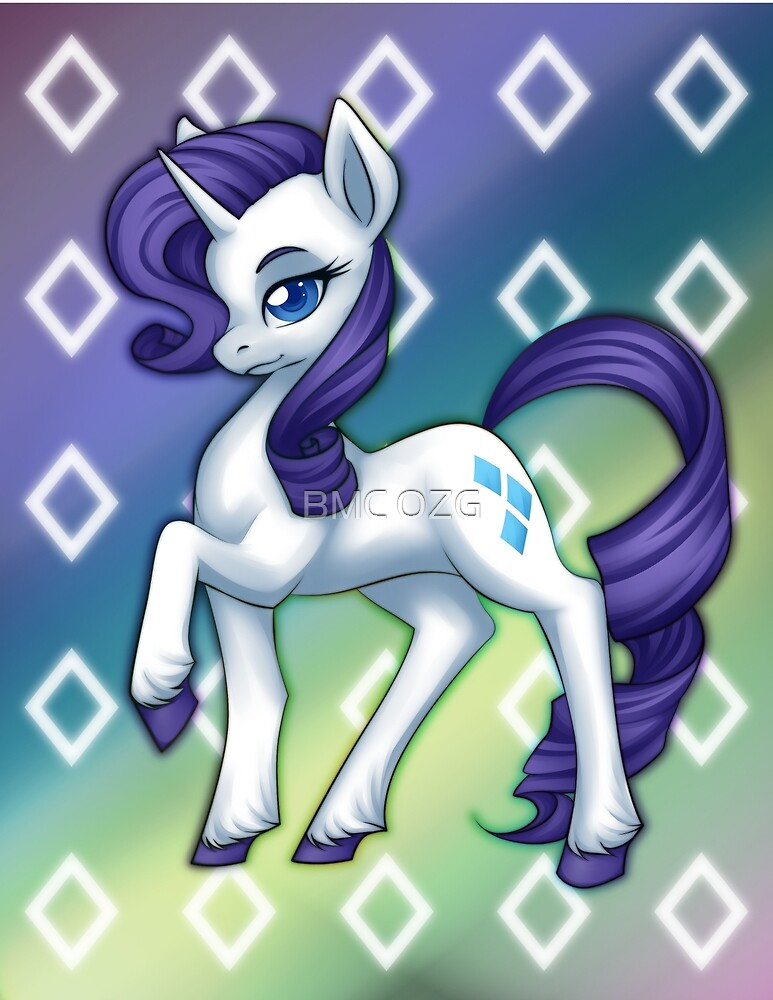 Rarity by Xiki-Muffin