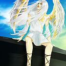 Angel by punkypeggy
