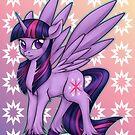 Twilight Sparkle by Xiki-Muffin